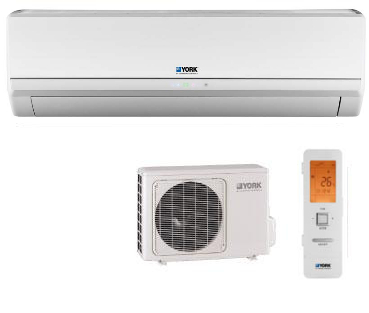 Air conditioner York 3,5/4 kW