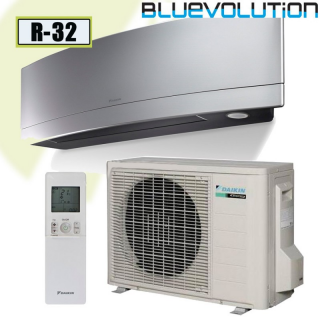 Air conditioner Daikin Emura FTXJ25MW 3.3/4.7kW