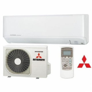Air conditioner Mitsubishi SRK/SRC25ZSP-W 3,1/4,1kW