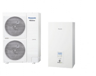 Panasonic WH-SDC12H3E8 / WH-UD12HE8 12kW (400V)